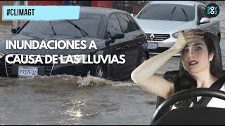 CLIMAGT   INUNDACIONES A CAUSA DE LAS LLUVIAS