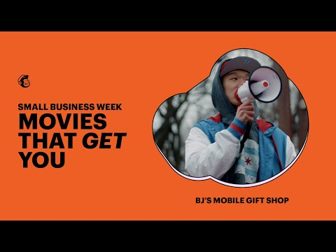BJ's Mobile Gift Shop   Small Business Week 2021   Mailchimp Presents