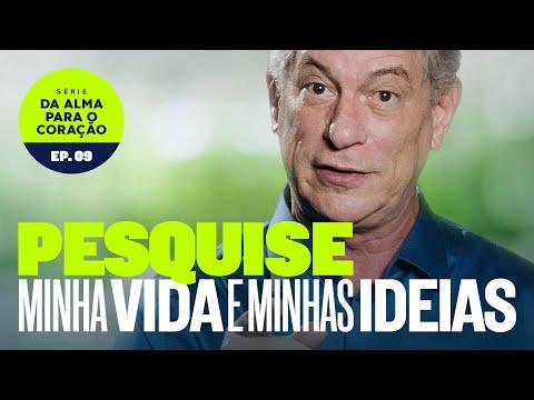 PESQUISE MINHA VIDA E MINHAS IDEIAS