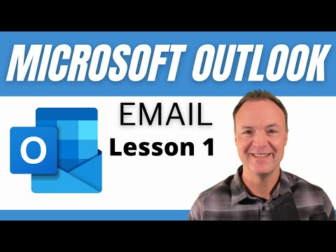 How to use Microsoft Outlook  Tutorial for Beginners