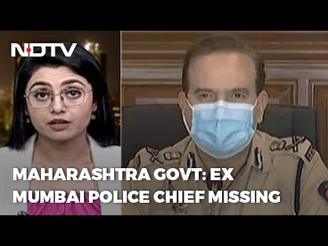 """Did Mumbai Ex-Top Cop Flee To Russia? Minister Says """"We're Searching"""""""