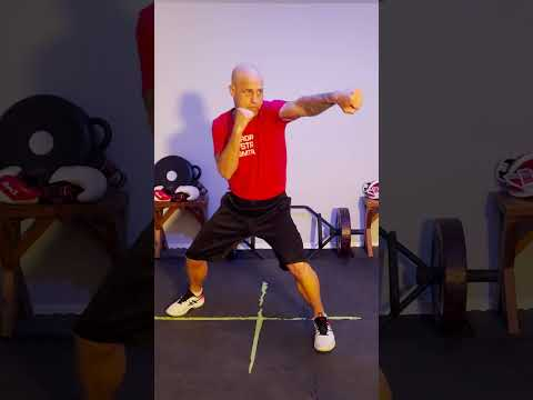 How to Throw the Perfect Jab #shorts