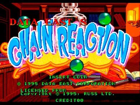 Chain Reaction / Magical Drop (1995) - Arcade - Solo Play