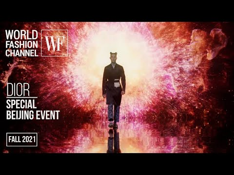 Dior Men fall 2021 | Special Beijing event