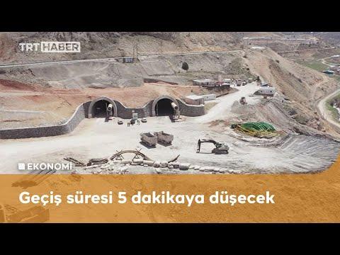 Kop Tüneli, yıllık 49 milyon 183 bin lira tasarruf sağlayacak