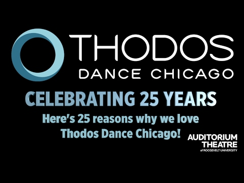 25 Reasons to Celebrate Thodos Dance Chicago!