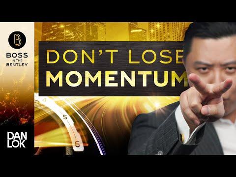 The #1 Reason You Lose Momentum