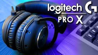 Vidéo-Test : Logitech G PRO X | TEST | Un casque gamer taillé pour la compétition ?