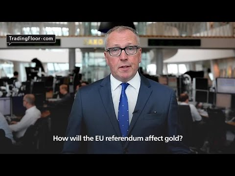 Saxo on Brexit: How will the UK's EU vote affect gold?: Hansen