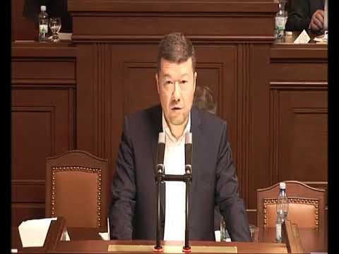 Tomio Okamura: Sněmovna odsoudila invazi Turecka do Sýrie.