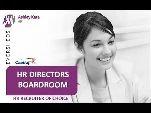 HR Director Boardroom Capital One
