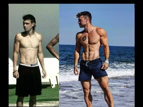 Download Youtube To Mp3: 3 Year Natural Body Transformasion   DanteKk