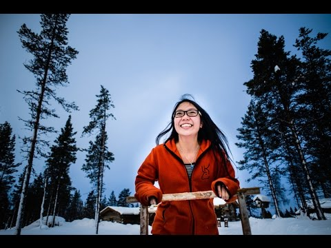 Meet Angela – The Aurora Dreamer from Finland