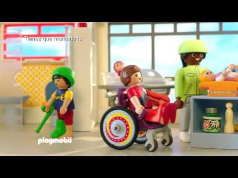 PLAYMOBIL – Hospital Infantil (español)