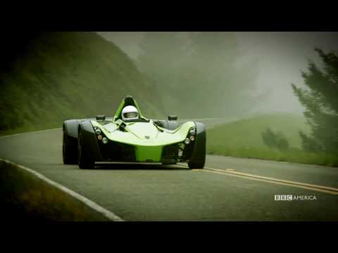 Top Gear America | Grown Up Go Kart |  Sundays at 8/7c on BBC America