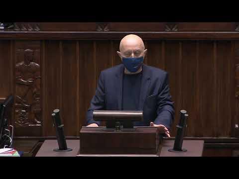 Jerzy Hardie Douglas - wystąpienie z 18 listopada 2020 r.