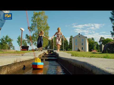 A day of history along the Göta Canal