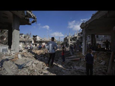 İsrail ile Filistin arasında 2014'ten bu yana görülen en şiddetli çatışmalarda can kaybı artıyor…