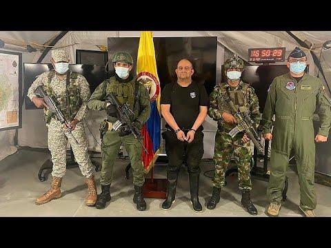 Elfogták a leghírhedtebb kolumbiai drogbárót