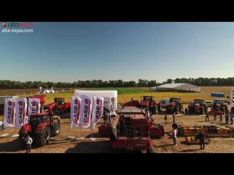 Тенты от Альта Экспо для Дня Поля Аграрного демонстрационного и научного центра