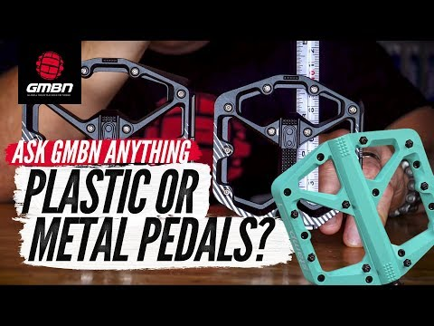 Should I Upgrade My Plastic Pedals To Metal"