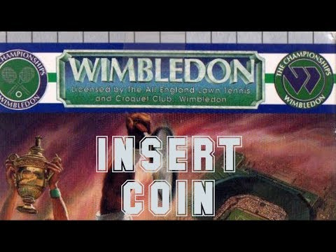 Wimbledon (1992) - Game Gear - Partido a 1 Set