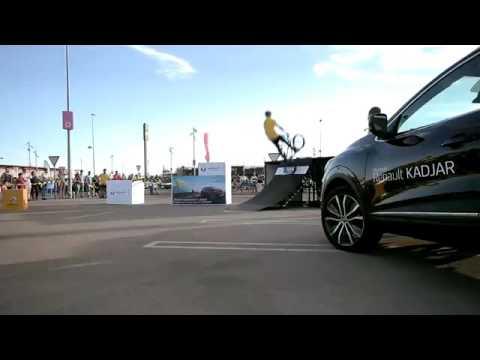 Atril Events - Renault Kadjar BMX Experience