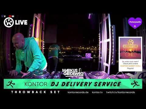House/Deep-House mit Markus Gardeweg // Kontor DJ Delivery Service 💜