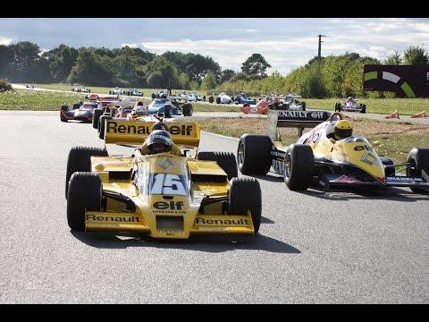 Renault Classic: iconic F1 // Renault Classic : F1 mythiques