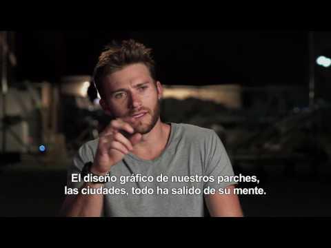 Escuadr�n Suicida - Entrevista a Scott Eastwood HD