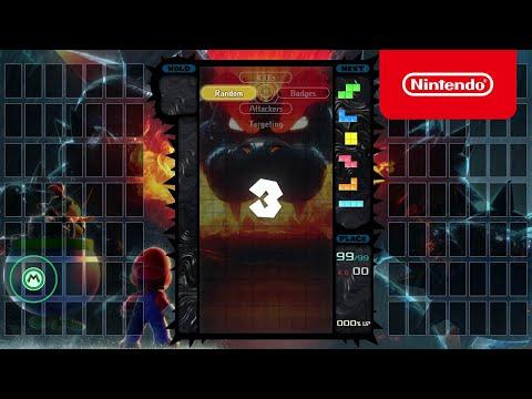 TETRIS 99 x Super Mario 3D World + Bowser's Fury ? Ein pfotastischer Grand Prix! (Nintendo Switch)