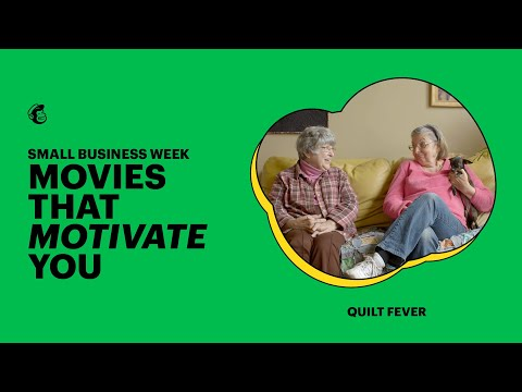 Quilt Fever   Small Business Week 2021   Mailchimp Presents