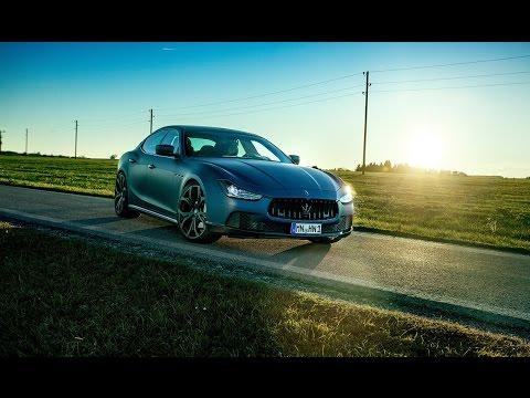 Novitec Tridente Maserati Diesel Sound-Tronic