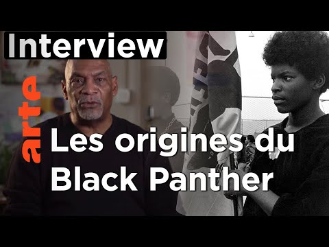 Melvin McNaire, ex-membre du Black Panther Party | Les Origines du Black Power | INTERVIEW | ARTE