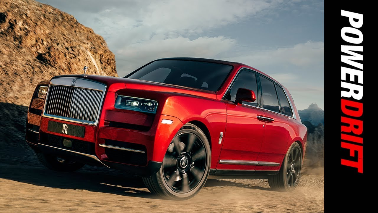 Rolls-Royce Cullinan: The ultimate SUV : PowerDrift