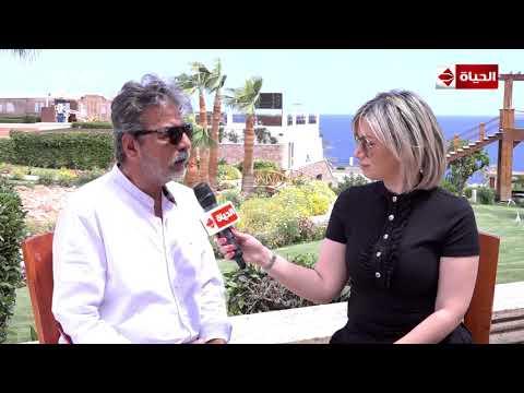 عين - الفنان جمال عبد الناصر: أتمنى تقديم شخصية خالد ابن الوليد