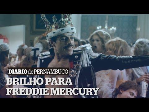 Cristais Swarovski no filme Bohemian Rhapsody
