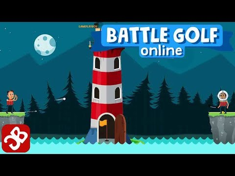 Battle Golf Online - iOS/Android - Gameplay Video