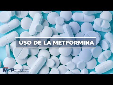 Uso de la metformina