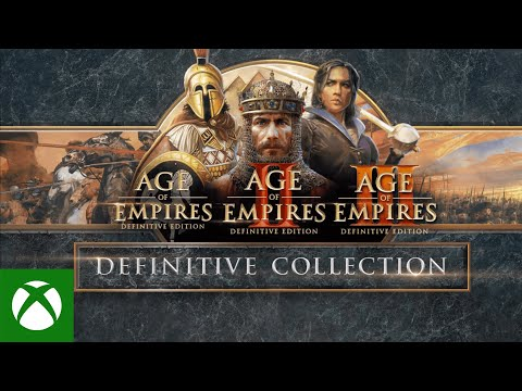 Age of Empires Definitive Collection Accolades Trailer