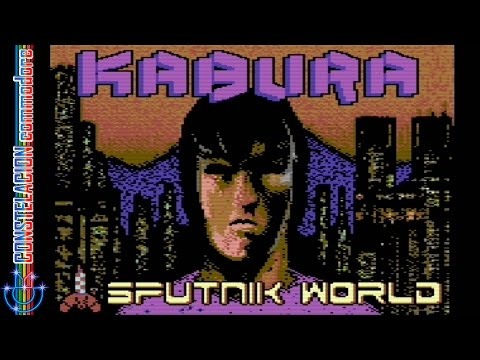 Kabura (Sputnik World, 2016)(C64) | Review y Análisis