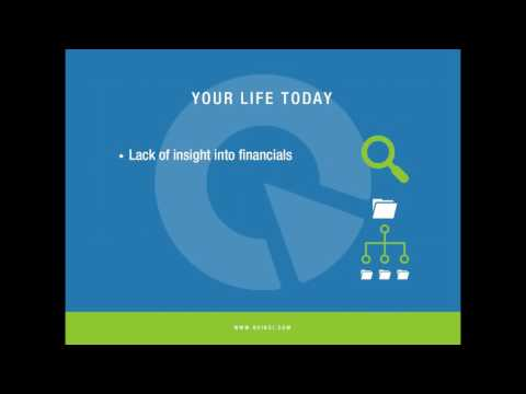 Webinar - How the Right Financial Reporting Software Can Change Your Life