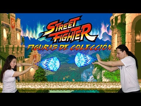 ¡Colecciona las figuras de los personajes de Street Fighter! - Yo Tenía Un Juego