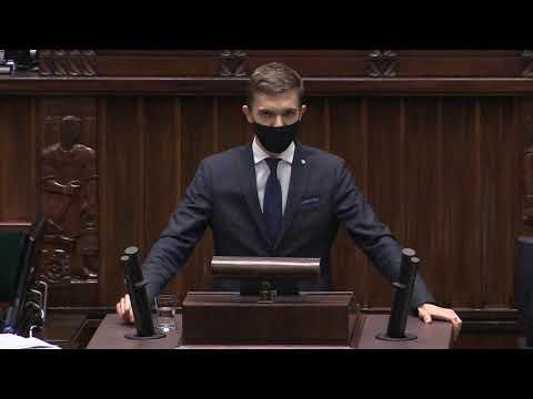 Mateusz Bochenek - wystąpienie z 21 października 2020 r.