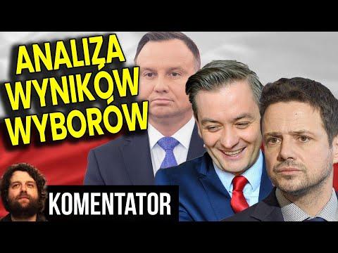 Wyborcy Bosaka Zdecydują Kto Wygra w II Tura - Analiza Wyników Wyborów Prezydenckich 2020 Komentator