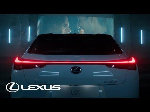 Lexus UX | Redo att söka nya vägar