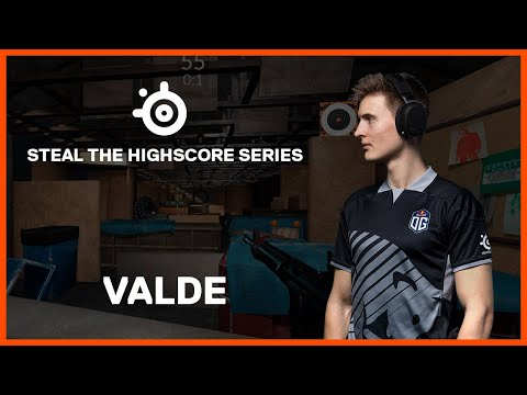 StealTheHighScoreSeries - Aim and Win! | Ep. 1 Valde, OG Esports