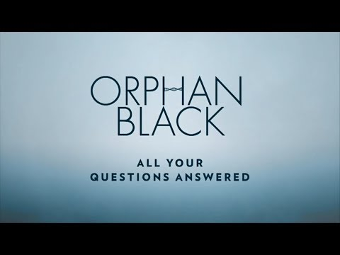 All Your Questions Answered | Orphan Black | BBC America