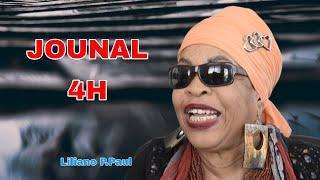 Lundi 26 Oktòb 2020-Jounal 4trè avèk Liliane Pierre Paul-Me tout dènye nouvèl cho peyi Dayiti