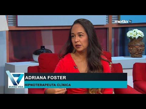Buena Vida 09-13-21 La Dra. Maritza Fuentes conversa con la Hipnoterapeuta clínica Adriana Foster